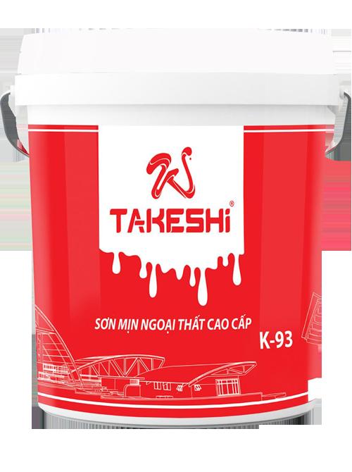 Sơn mịn ngoại thất cao cấp Takeshi K-93