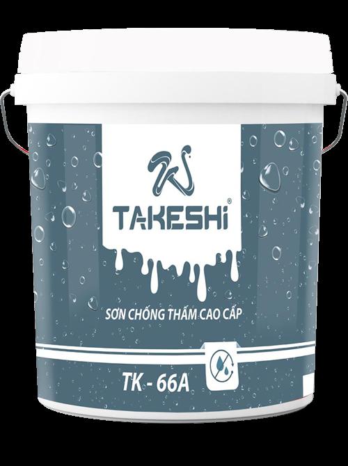 Sơn chống thấm pha xi măng Takeshi TK-66A