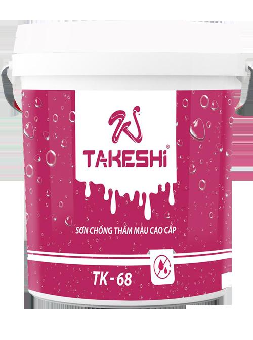 Sơn chống thấm màu Takeshi TK-68